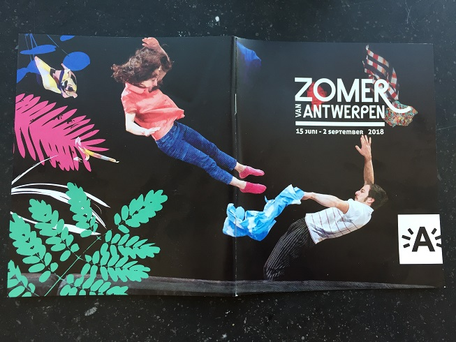 Antwerpen'de Yaz